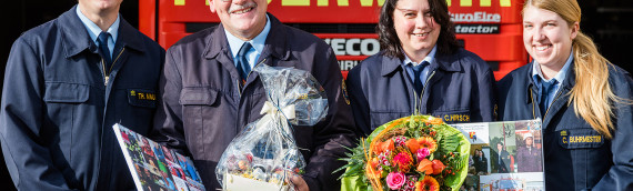 Neuer Vorstand im Feuerwehrverein
