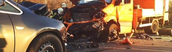 11-11-2015 – Schwerer Verkehrsunfall