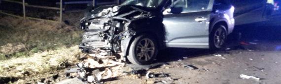 17.02.2017 – Schwerer Verkehrsunfall