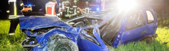 08.04.2017 – Schwerer Verkehrsunfall